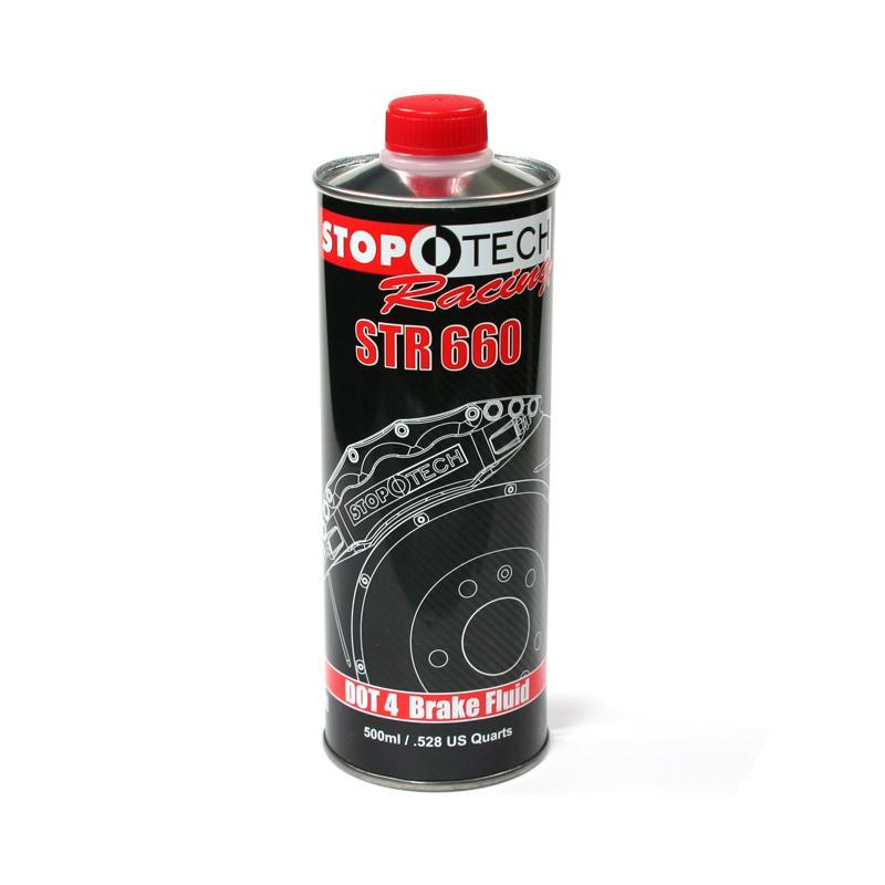 Stoptech STR660 Ultra Performance Brake Fluid DOT 4 500ml - Kaiju Motorsports