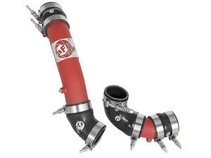 aFe Bladerunner Intercooler Tube Hot/Cold (Red) - Honda Civic Type-R FK8 - Kaiju Motorsports