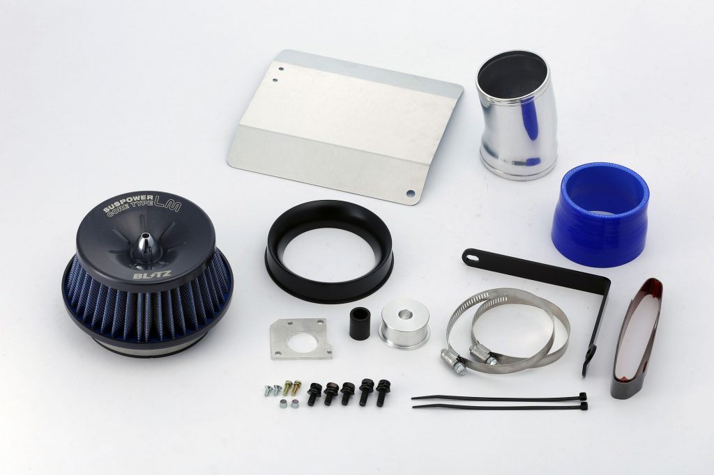 Blitz LM Power Induction Intake Kit - FRS/BRZ/86