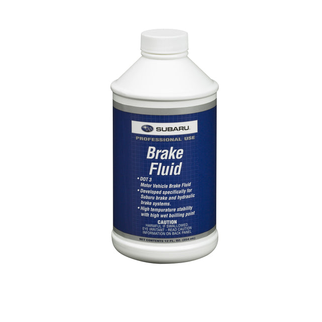 Subaru Brake Fluid DOT 3 30oz - Kaiju Motorsports