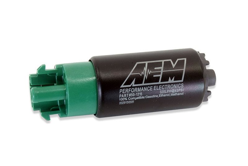 AEM 320LPH E-85 Compatible High Flow Fuel Pump 65mm - Subaru STI 08-16, WRX 08-14 - Kaiju Motorsports