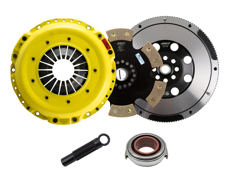 ACT HD/Race Rigid 6 Pad Clutch Kit - Civic SI 10th Gen - Kaiju Motorsports