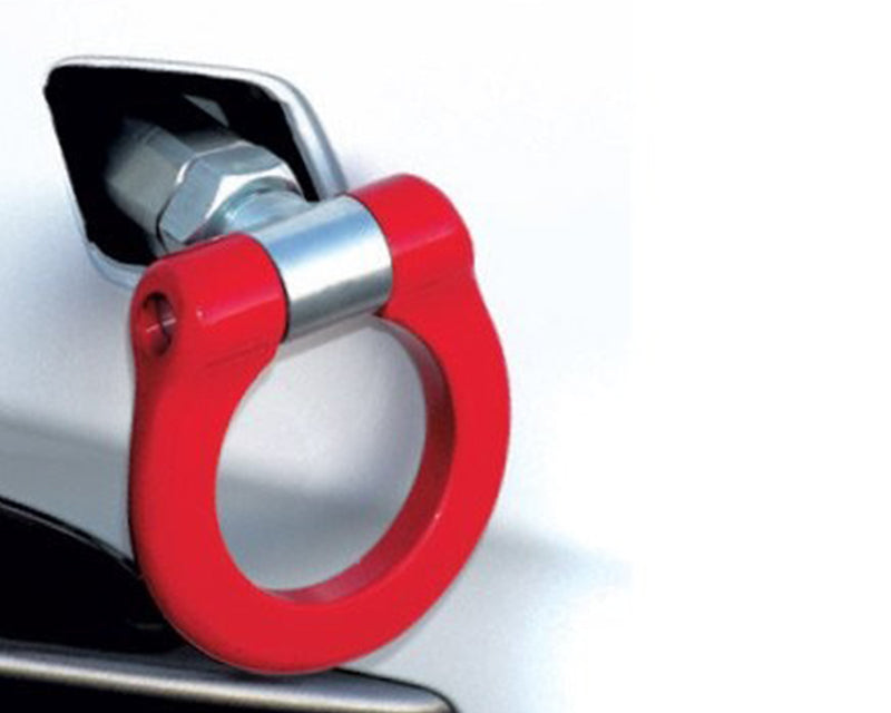 Cusco Rear Tow Hook Red - FRS/BRZ/86 - Kaiju Motorsports