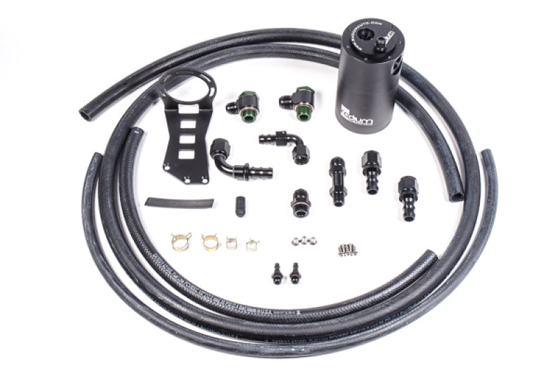 Radium Air Oil Separator Kit (Req 20-0255) - Subaru WRX VA - Kaiju Motorsports