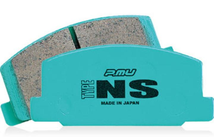 Project Mu Type NS Brake Pads Rear - FRS/BRZ/86