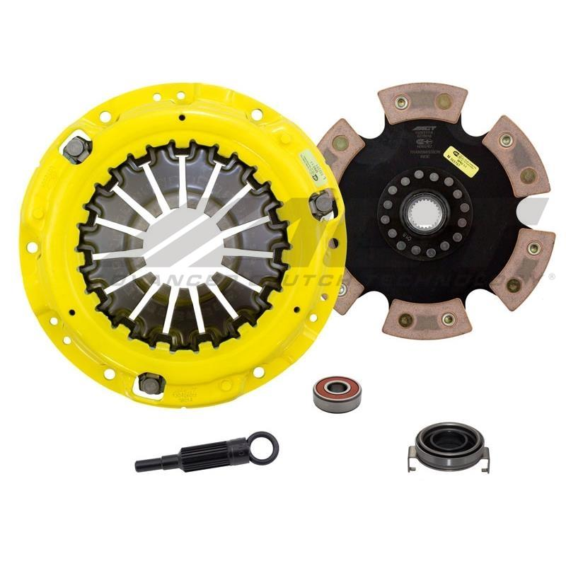 ACT Heavy Duty Clutch Kit 6-Puck Solid- Subaru WRX VA - Kaiju Motorsports