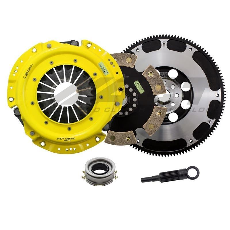 ACT XT/Race Rigid 6 Pad Clutch Kit - FRS/BRZ/86 - Kaiju Motorsports