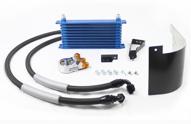 GREDDY OIL COOLER KIT - Honda Civic Type-R FK8