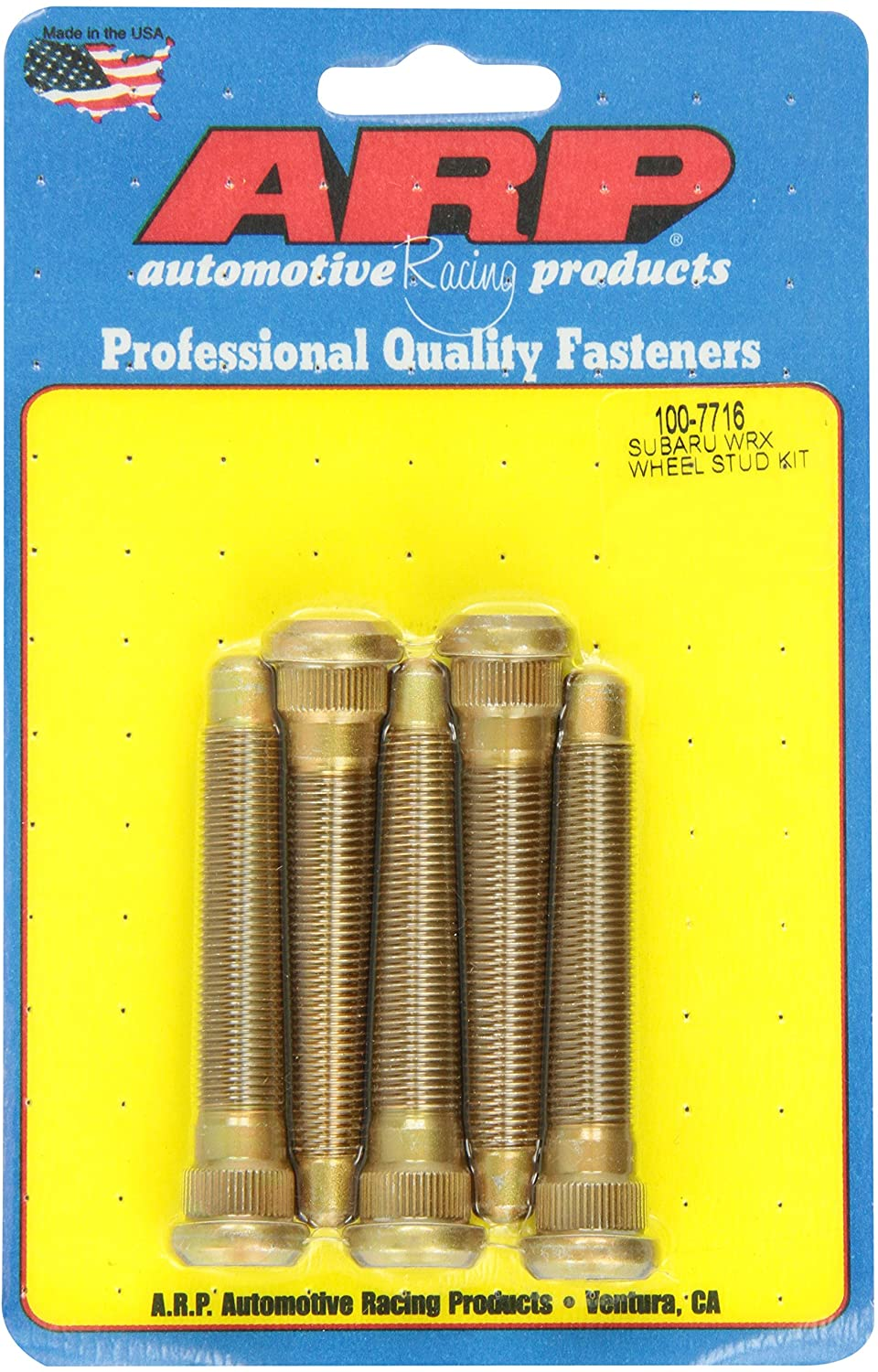 ARP Extended Wheel Studs 5 Pack - Universal