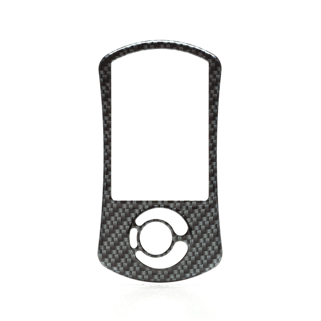 Carbon Fiber Black Accessport V3 Faceplate - Kaiju Motorsports