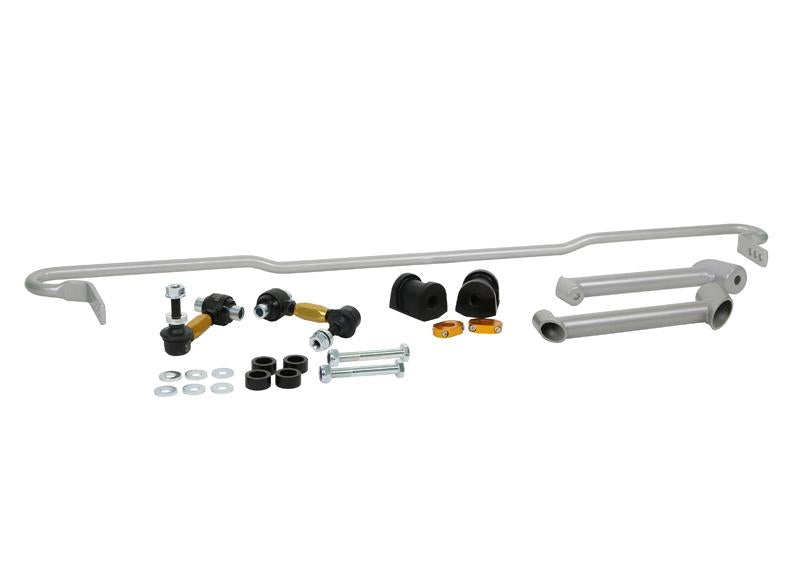 Whiteline Rear Sway Bar 16mm Adjustable w/ Braces - FRS/BRZ/86
