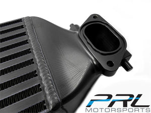 PRL Billet Intercooler (Black)- Honda Civic Type-R FK8 - Kaiju Motorsports