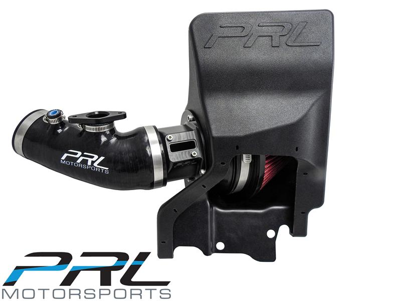 PRL High Volume Intake System - Honda Civic Type-R FK8