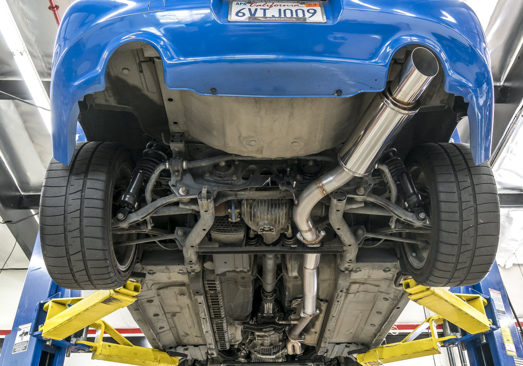 Ballade Sports 76mm Catback Exhaust - S2000 - Kaiju Motorsports