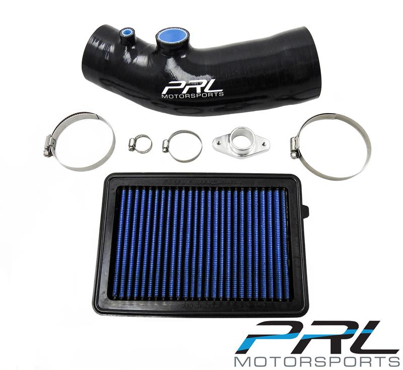 PRL Intake System Stage 1 (Black) - Honda Civic Type-R FK8