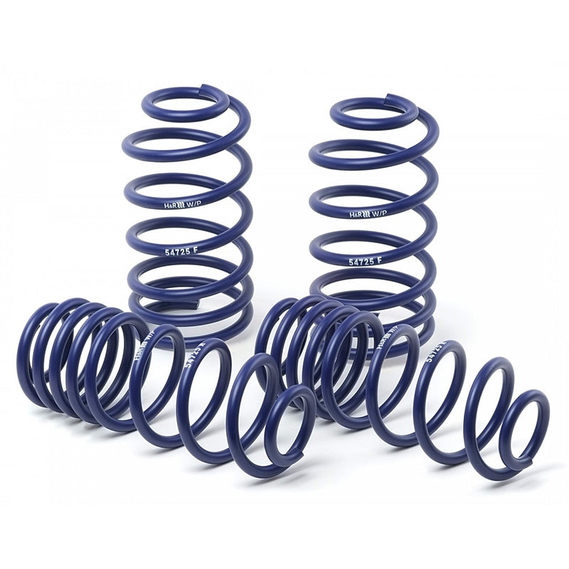 H&R Sport Springs - Honda Civic Type-R FK8