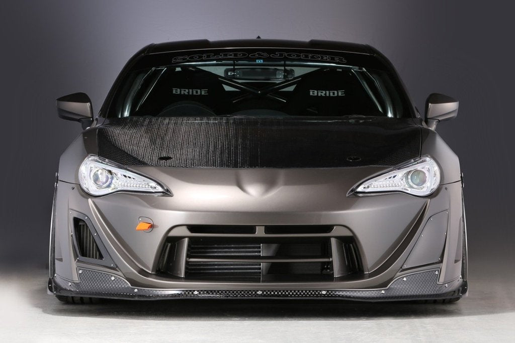 Solid & Joker 3-Point Body Kit (2012-2016) - FRS/BRZ/86 - Kaiju Motorsports