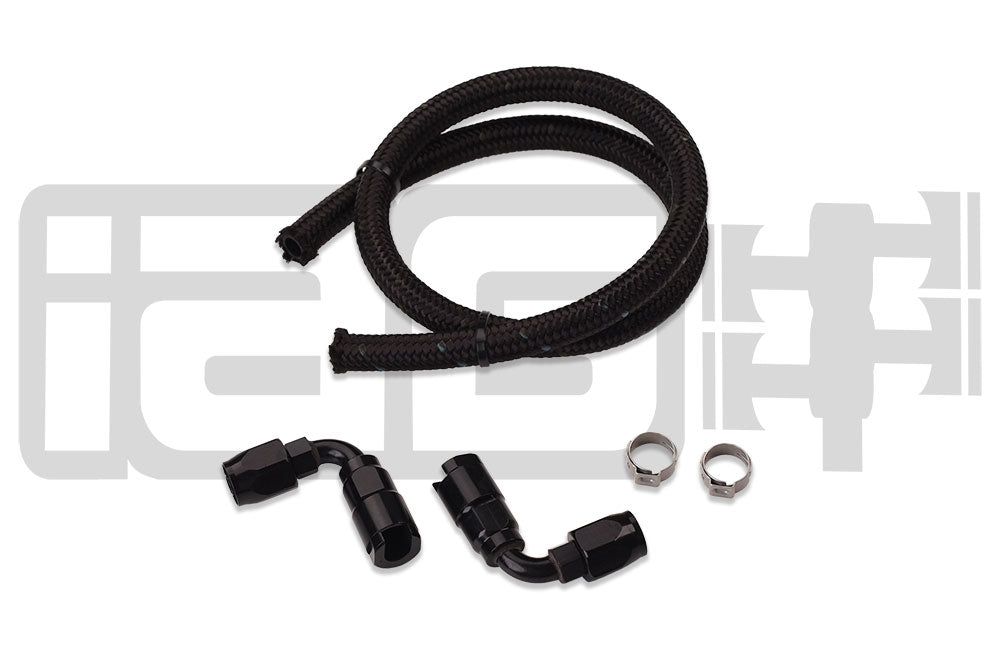 IAG Flex Fuel Line Upgrade Kit - Adapts IAG Fuel Line Kits To Cobb Flex Fuel kits - Subaru WRX 08-14, 08-18 - Kaiju Motorsports
