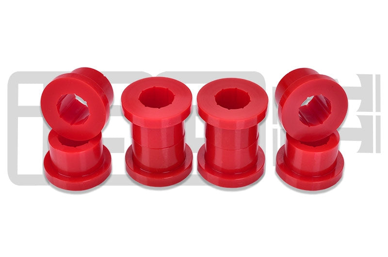 IAG Competition Series Engine Mount Bushing Set 90A Durometer - Subaru STI - Kaiju Motorsports