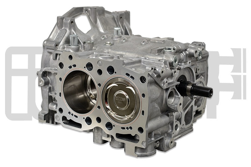 IAG Stage 3 Extreme EJ25 Subaru Closed Deck Short Block For WRX, STI, LGT, FXT - Kaiju Motorsports
