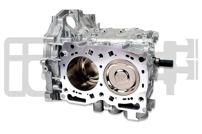 IAG Stage 4 Tuff EJ25 Subaru Closed Deck Short Block For WRX, STI, LGT, FXT - Kaiju Motorsports