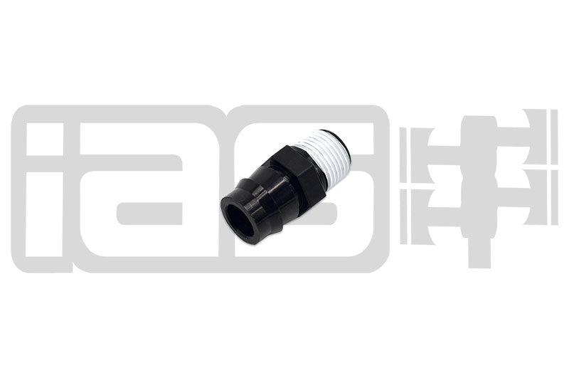 "IAG Replacement 3/8"" NPT To 5/8"" Barb Hose Fitting - Subaru WRX VA - Kaiju Motorsports"