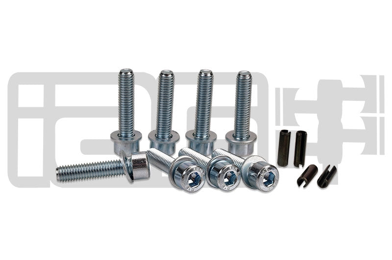 IAG Replacement Hardware Set For IAG EJ V2 TGV (8mm phenolic Spacers) - Subaru STI VA - Kaiju Motorsports