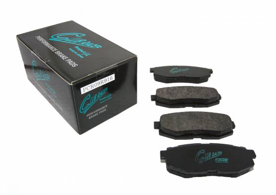 Project Mu Club Racer Brake Pads Rear - FRS/BRZ/86