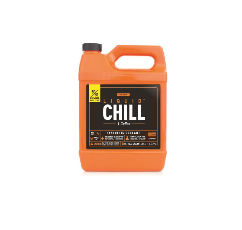 Mishimoto Liquid Chill Synthetic Engine Coolant Premixed - Kaiju Motorsports