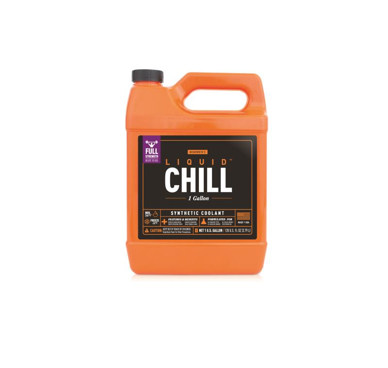 Mishimoto Liquid Chill Synthetic Engine Coolant Full Strength - Kaiju Motorsports