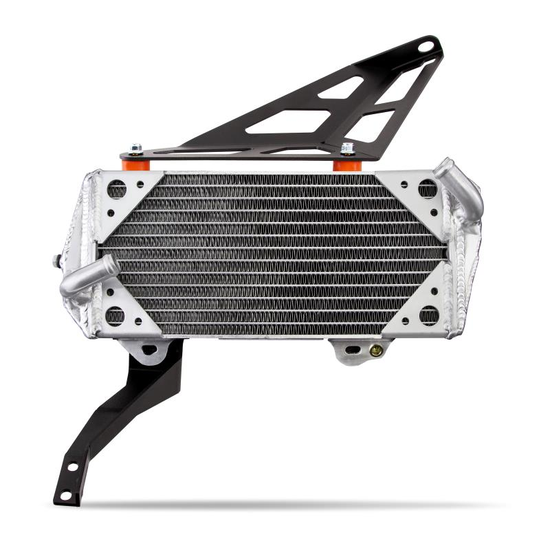 Mishimoto Aluminum Secondary Race Radiator - Honda Civic Type-R FK8