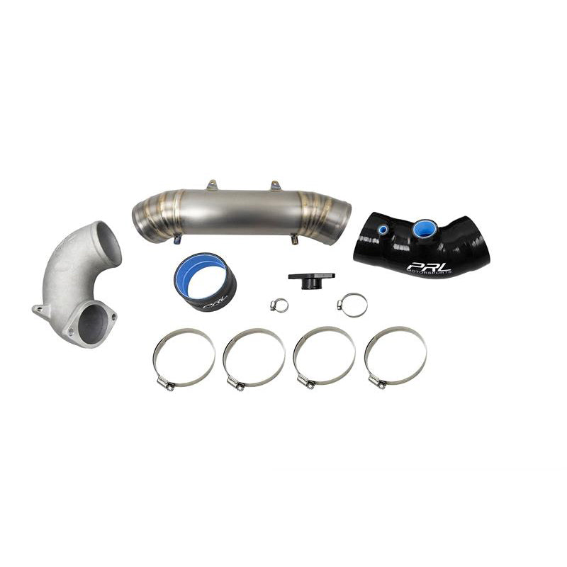 PRL Motorsports Turbo Inlet Pipe Kit (For PRL HVI Intake) - Honda Civic Type-R FK8 - Kaiju Motorsports