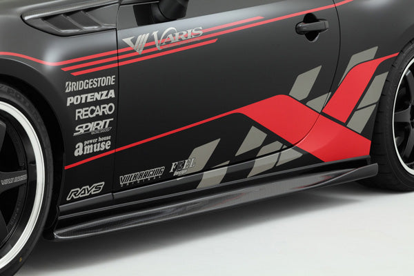 VARIS Arising-I Carbon Side Skirts (2012-2019) - FRS/BRZ/86 - Kaiju Motorsports