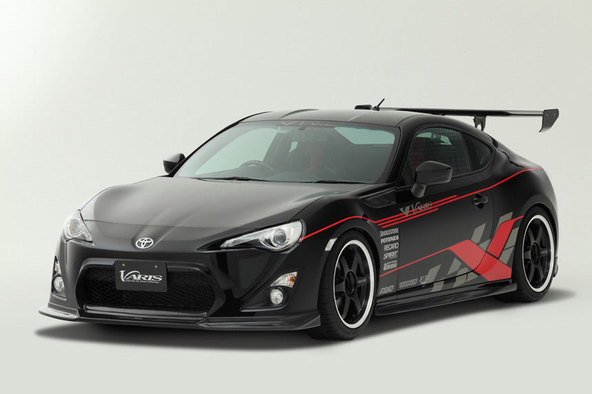 VARIS Arising-I Carbon Fender Garnish (2012-2019) - FRS/BRZ/86 - Kaiju Motorsports