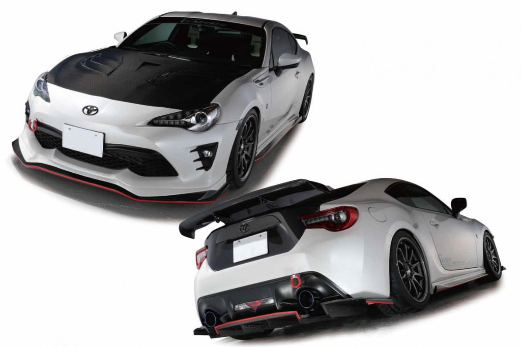 VARIS ARISING I SIDE SKIRTS (2012-2019) - FRS/BRZ/86 - Kaiju Motorsports