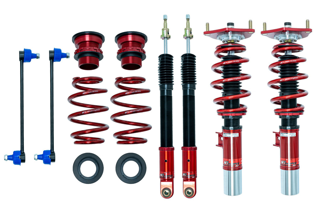 RS-R Sports-I Coilover - Supra A90 - Kaiju Motorsports