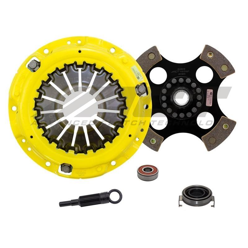 ACT Heavy Duty Clutch Kit 4-Puck Solid- Subaru WRX VA - Kaiju Motorsports