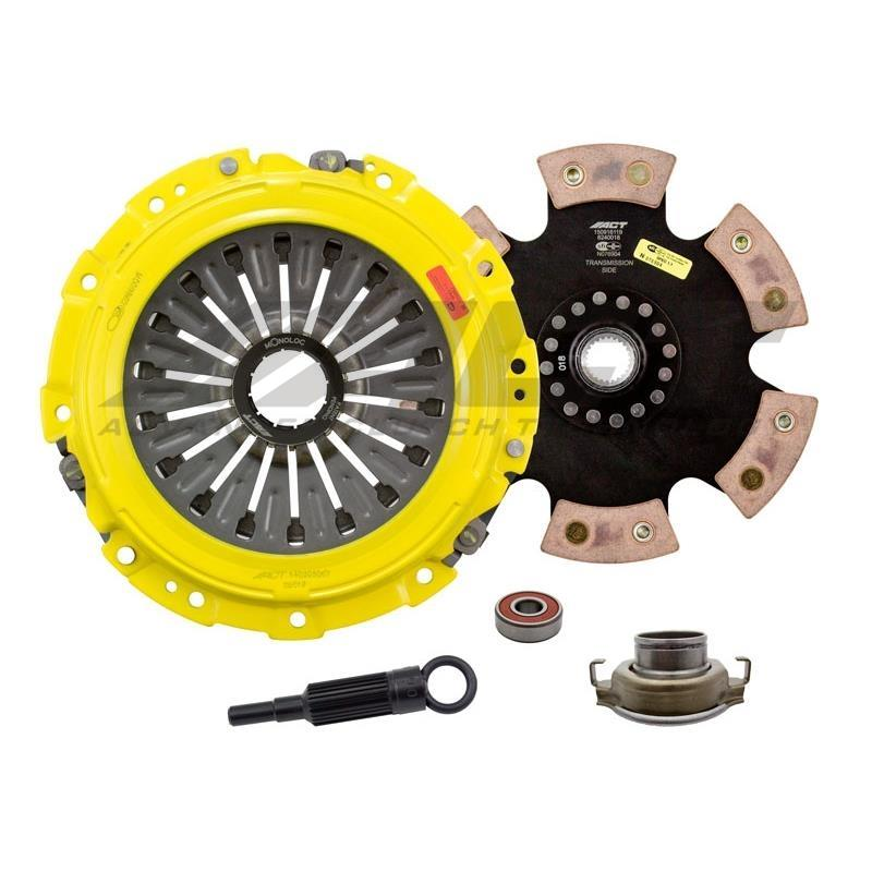 ACT Heavy Duty 6-Puck Solid Clutch Kit - Subaru STI VA - Kaiju Motorsports