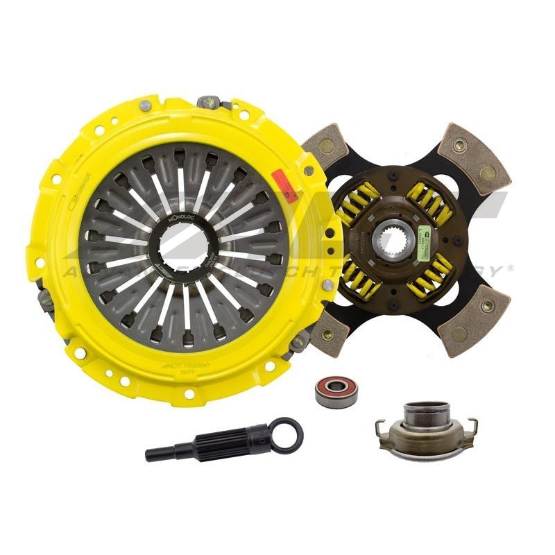 ACT Heavy Duty 4-Puck Sprung Disc Clutch Kit - Subaru STI VA - Kaiju Motorsports
