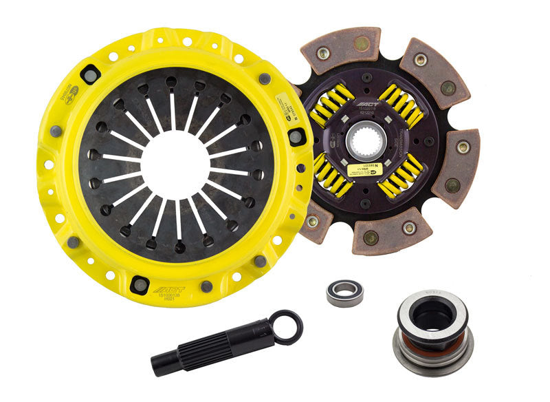 ACT HD/Race Sprung 6 Pad Clutch Kit - S2000 - Kaiju Motorsports