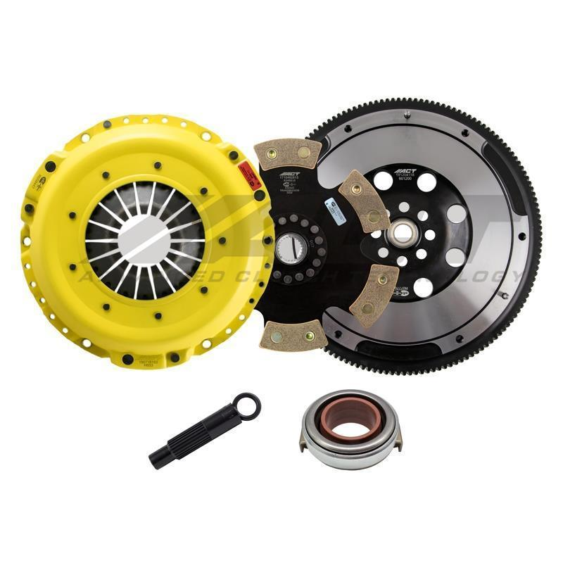 ACT HD Race 6 Pad Rigid Clutch Kit - Honda Civic Type-R FK8 - Kaiju Motorsports