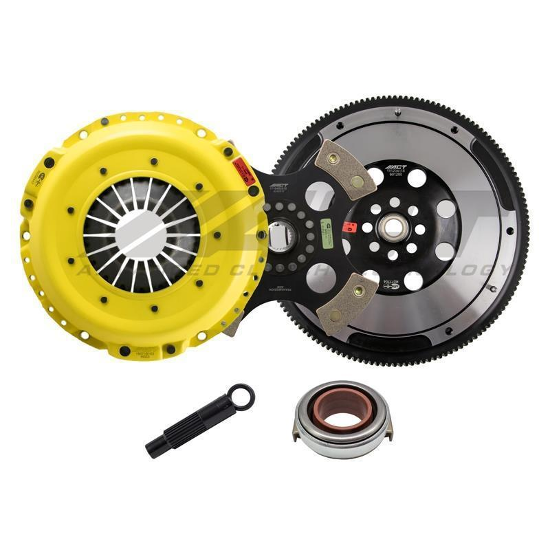ACT HD Race 4 Pad Rigid Clutch Kit - Honda Civic Type-R FK8 - Kaiju Motorsports