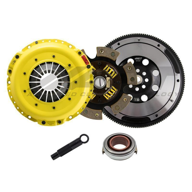 ACT HD Race 6 Pad Sprung Clutch Kit - Honda Civic Type-R FK8 - Kaiju Motorsports