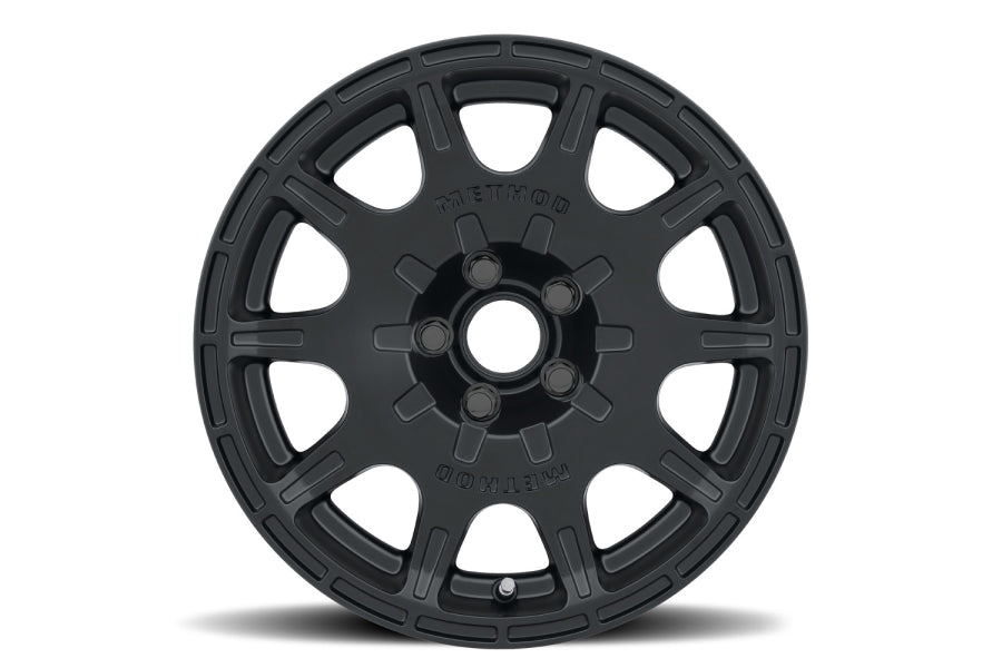 Method Race MR502 16x7 +15 5x100 Matte Black - Kaiju Motorsports