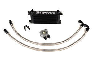 Tomioka Racing Oil Cooler Kit w/ Thermostat - Subaru STI VA - Kaiju Motorsports
