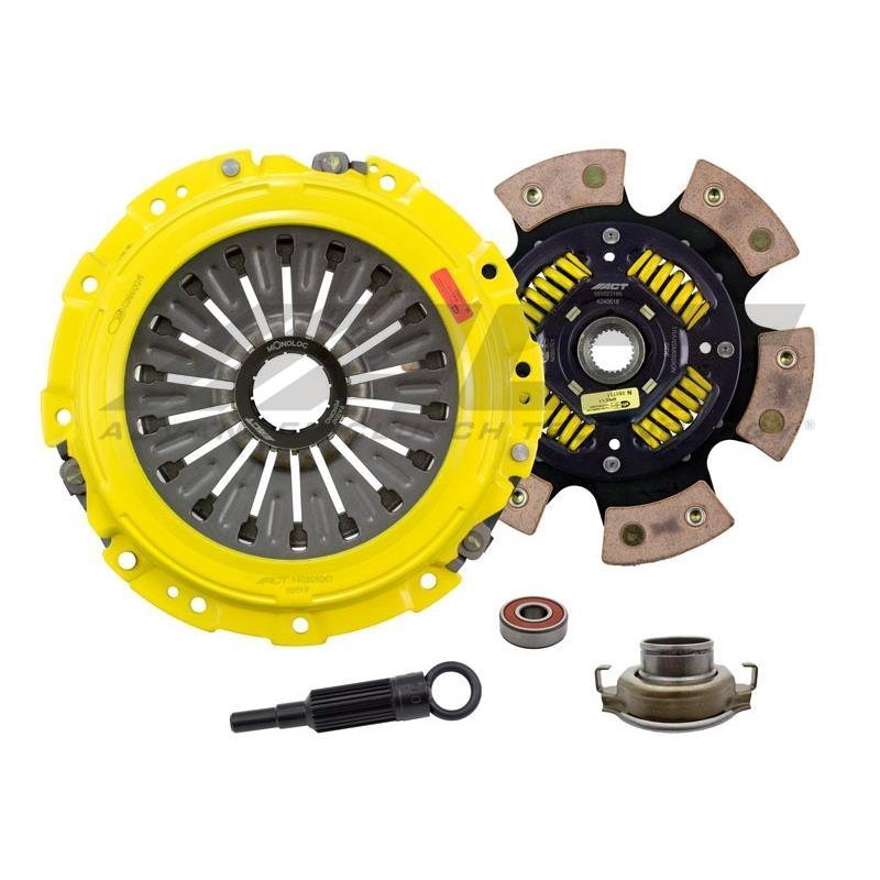 ACT Heavy Duty 6-Puck Race Sprung Clutch Kit - Subaru STI VA - Kaiju Motorsports