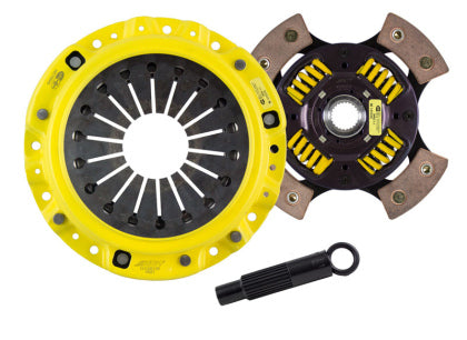 ACT HD/Race Sprung 4 Pad Clutch Kit - S2000 - Kaiju Motorsports