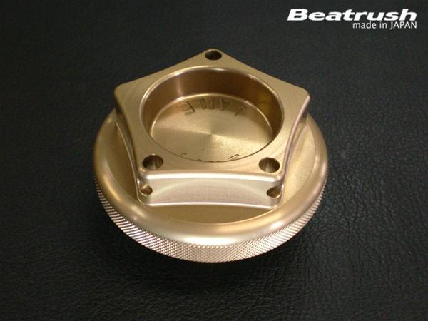 Beatrush Oil Cap (Gold) - Subaru STI VA - Kaiju Motorsports