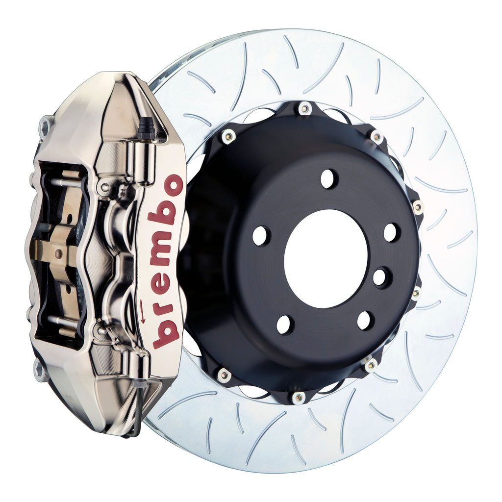 Brembo GT-R Systems 4 Piston Big Brake Kit (Front) - FRS/BRZ/86 - Kaiju Motorsports
