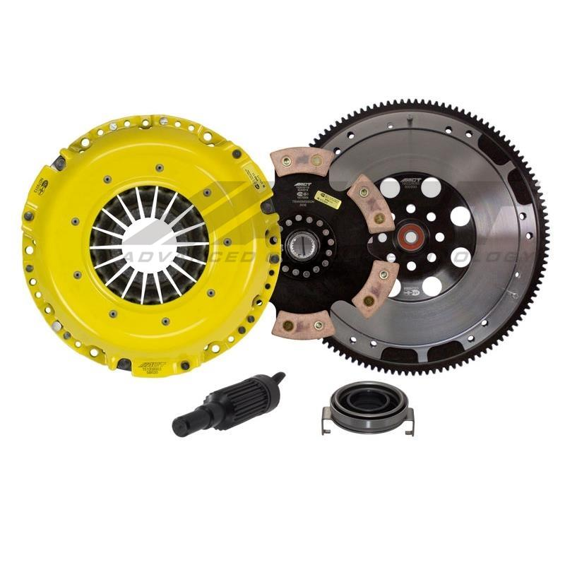 ACT HD/Rigid 6 Pad Clutch Kit - Subaru WRX VA - Kaiju Motorsports